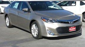 2017 Toyota Avalon Limited Sedan Front Wheel Drive Hamer New Car Specials Price