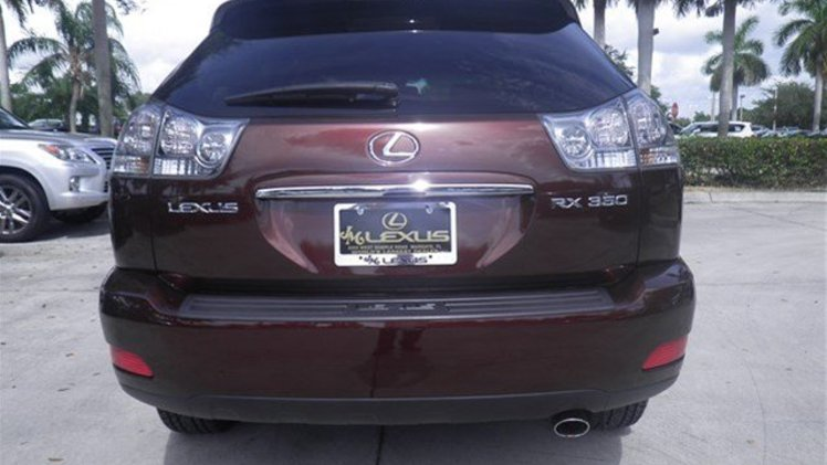 2008 Lexus RX 350 Luxry Value Edition   JM Lexus Used Cars Specials   1