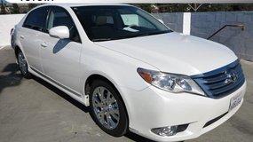 2017 Toyota Avalon Base Sedan Front Wheel Drive Hamer Used Car Specials