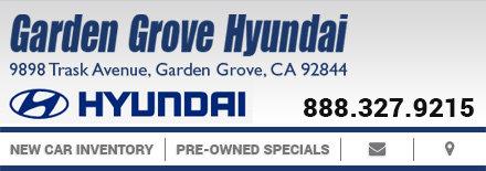 Garden Grove Hyundai New Car Specials Hyundai for sale in Garden
